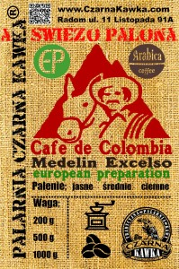 Cafe de Colombia Excelso
