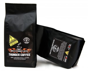 Thunder coffee ziarnista