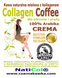 Collagen Coffee Świeżo palona
